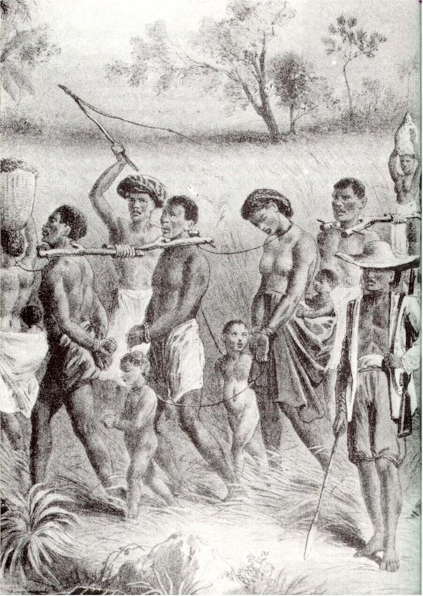¡ Feliz Día de... la Esclavitud y la trata de esclavos! Esclavo24